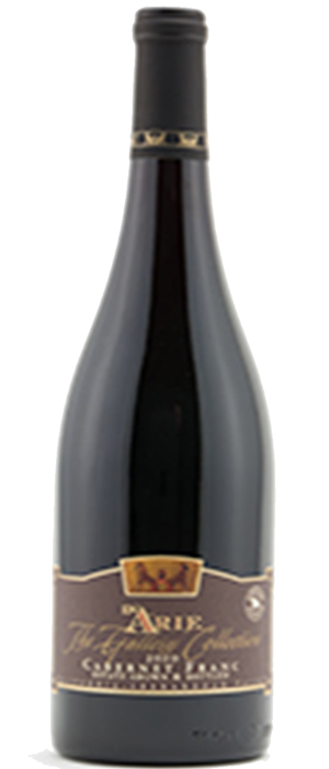 C.G. Di Arie The Gallery Collection 2010 Cabernet Franc | Red Wine