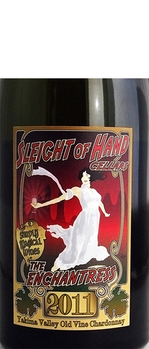 Sleight of Hand Cellars The Enchantress 2011 | White Wine