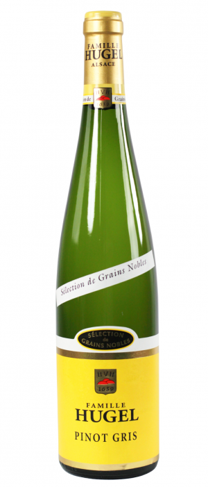 Famille Hugel 2001 SGN Pinot Gris Bottle