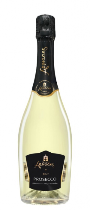 Arnaces Prosecco Brut DOC  Bottle