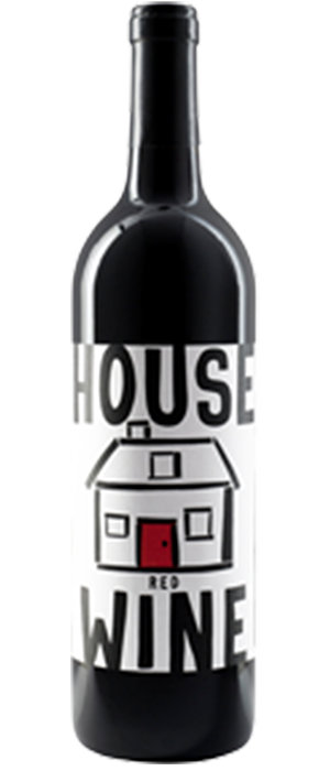 House Red Bottle