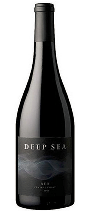 Deep Sea Red Bottle