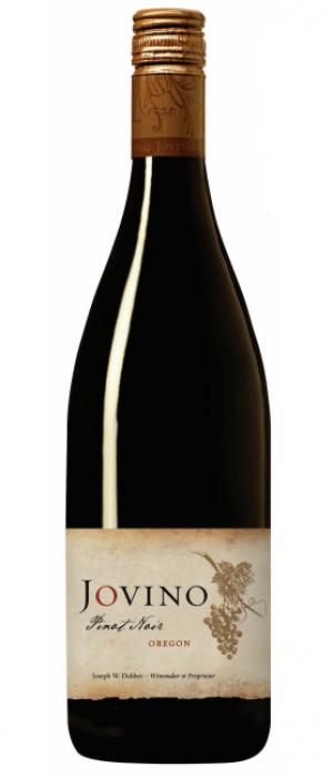 Jovino 2014 Pinot Noir Bottle