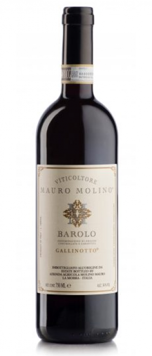 "Mauro Molino 2014 Barolo DOCG ""Gallinotto®"" 