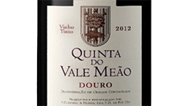 Quinta do Vale Meão 2012 Blend Label