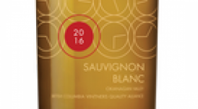 TIME Winery 2016 Sauvignon Blanc Label