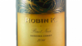Robin K 2013 Pinot Noir  | Red Wine