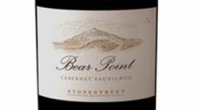 Bear Point Cabernet Sauvignon 2010 Label