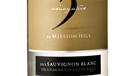 Mission Hill  2012 Five Vineyards Sauvignon Blanc Label