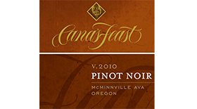 Pinot Noir Meredith Mitchell Label