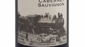 Kettle Valley Winery 2014 Cabernet Sauvignon Label