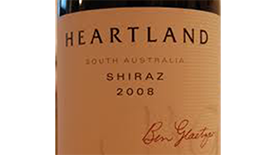 Heartland 2008 Syrah (Shiraz) Label