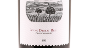 Bordertown Vineyards & Estate Winery 2014 Living Desert Red | Red Wine