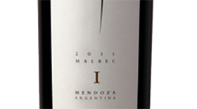 Pulenta Estate 2011 Malbec Label