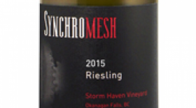 Synchromesh Riesling Storm Haven Vineyard 2014 | White Wine