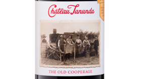 Chateau Tanunda 2016 'Old Cooperage' Grenache Label