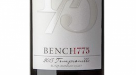 Bench 1775 2015 Tempranillo | Red Wine