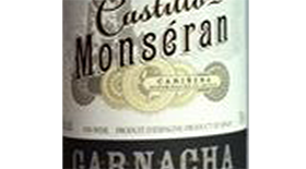 Castillo De Monseran 2007 Grenache Label