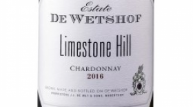 De Wetshof Estate Limestone Hill 2016 Chardonnay | White Wine