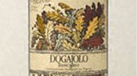 Carpineto Dogajolo 2011 Label