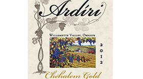 Chehalem Gold / Willamette Valley | White Wine