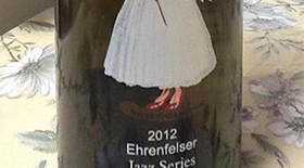 Sonoran 2012 Ehrenfelser Label