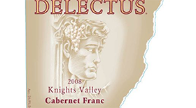 Knights Valley Label