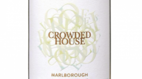 Crowded House 2016 Sauvignon Blanc Label