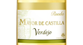 Mayor de Castilla Verdejo Rueda Label