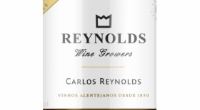 Reynolds Wine Growers Carlos Reynolds White Label