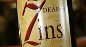 7 Deadly Zins | Red Wine