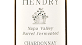 Barrel Fermented Chardonnay Label