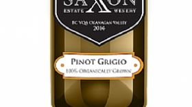 Saxon Estate Winery 2017 Pinot Gris (Grigio) | White Wine