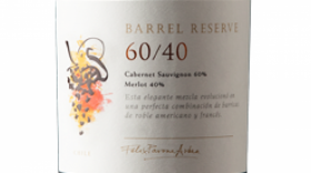 Santa Ema Barrel Reserve 60/40 Label