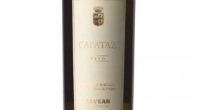 Alvear Capataz Fino Sherry Label
