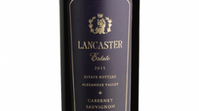 Lancaster Estate 2015 Cabernet Sauvignon | Red Wine