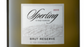 Sperling Vineyards 2010 Brut Reserve | White Wine
