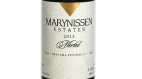 Marynissen Estates Winery 2015 Merlot | Red Wine
