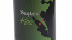 House of Rose Santa's Kiss Label