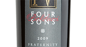 IV Sons Fraternity Label