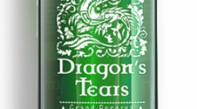 Dragon's Tears Grand Reserva Sauvignon Blanc Chile - Casablanca Valley Label