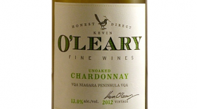 O'Leary Fine Wine Unoaked Chardonnay Label