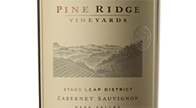 Pine Ridge 2011 Stags Leap District Cabernet Sauvignon Label