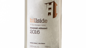 Hillside Winery & Bistro 2016 Muscat Ottonel | White Wine