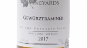 Lang Vineyards 2017 Gewürztraminer | White Wine