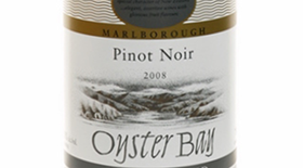 Oyster Bay 2013 Pinot Noir Label