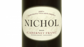 Nichol Vineyard 2015 Cabernet Franc | Red Wine