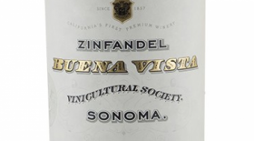 Buena Vista Winery Vinicultural Society 2014 Zinfandel | Red Wine