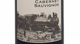 Kettle Valley Winery 2014 Barber Cabernet Sauvignon Label