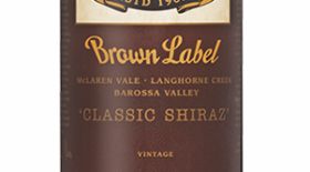 Wolf Blass Brown Label 2012 Classic Shiraz | Red Wine
